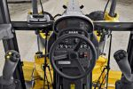 Multifunctional machine joystick grip